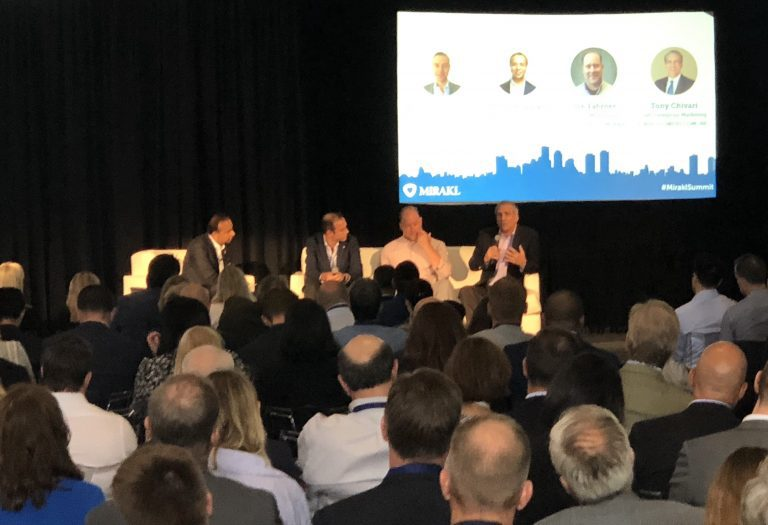 """The """"Ready to Self-Disrupt? Retailers Join the Platform Economy"""" Session"""