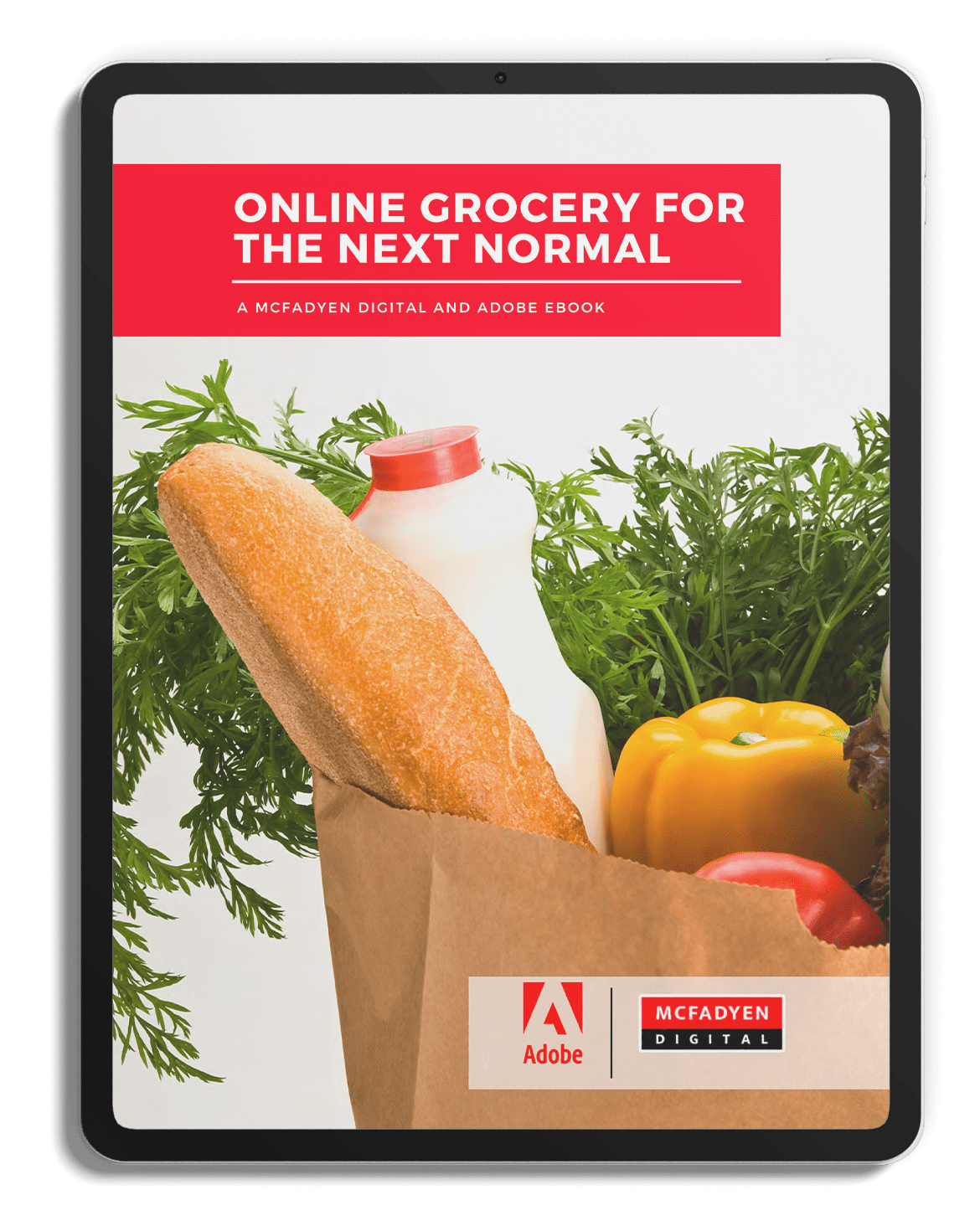 Online Grocery for the Next Normal