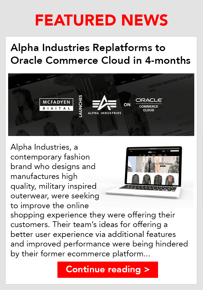 Alpha Industries replatforms to OCC in 4-months